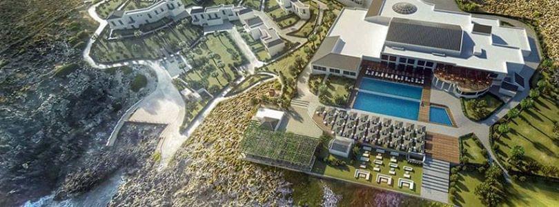 Rafale Cretan Pearl Resort Spa Hotel Akrotiri Mediterranean Cuisine
