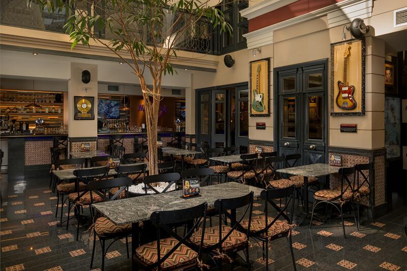 Hard Rock Cafe Athens - εικόνα 4