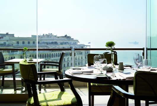 εστιατόρια στο κέντρο της Θεσσαλονίκης