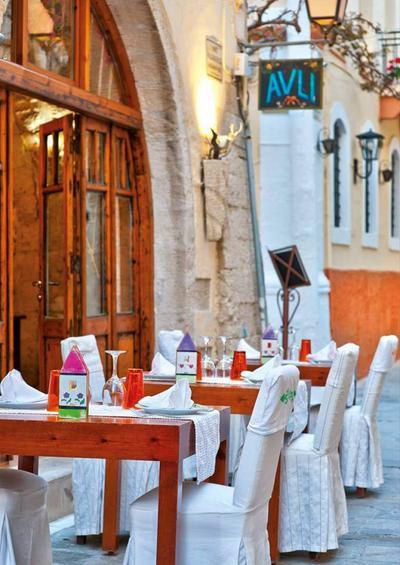 Avli Restaurant & Lounge Apartments - εικόνα 6