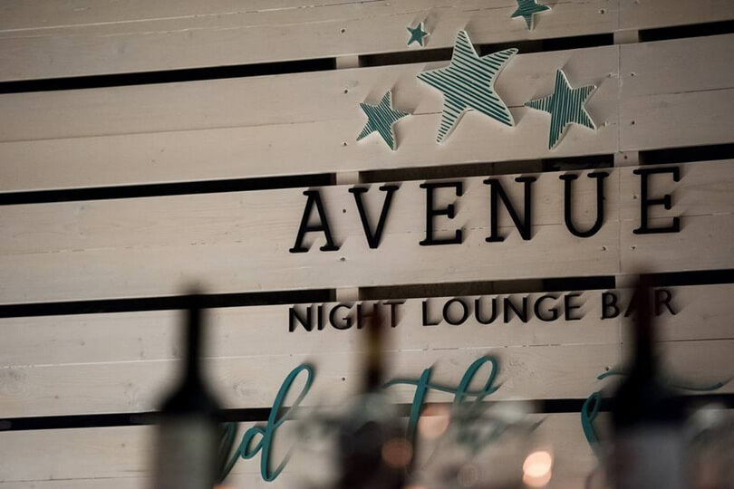 Avenue under the stars - εικόνα 5