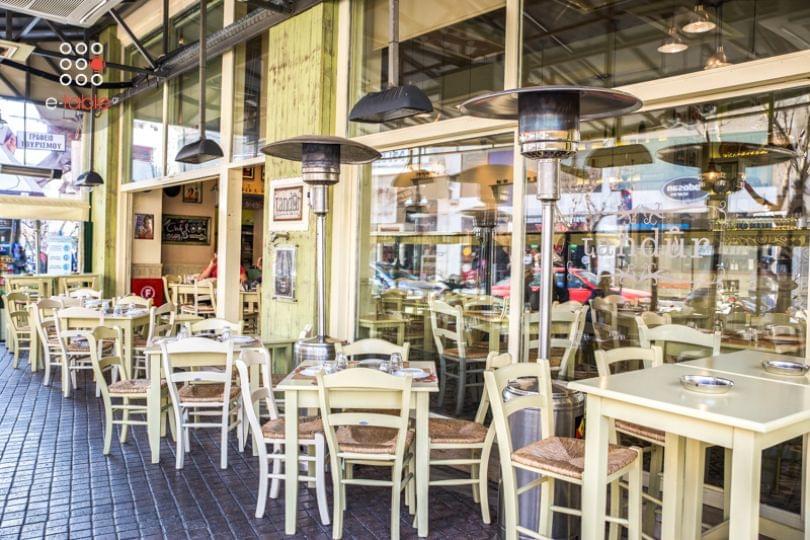 εστιατόρια στη Δυτική Θεσσαλονίκη