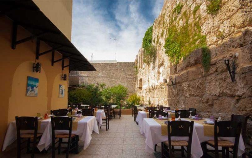 Dinoris Fish Restaurant, Παλιά Πόλη, Μεσογειακή κουζίνα, Έκπτωση ...
