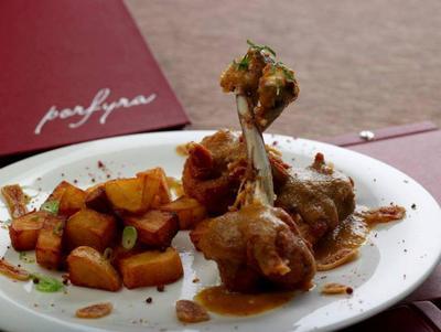 Porfyra Café Restaurant - εικόνα 4