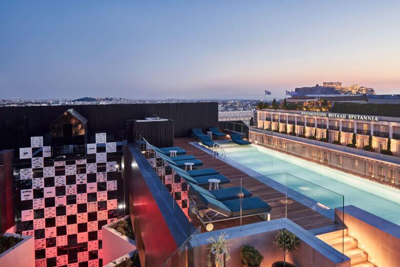 Mappemonde - Athens Capital Hotel - εικόνα 3