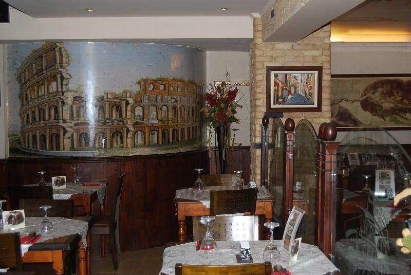 εστιατόρια στο κέντρο της Λάρνακας