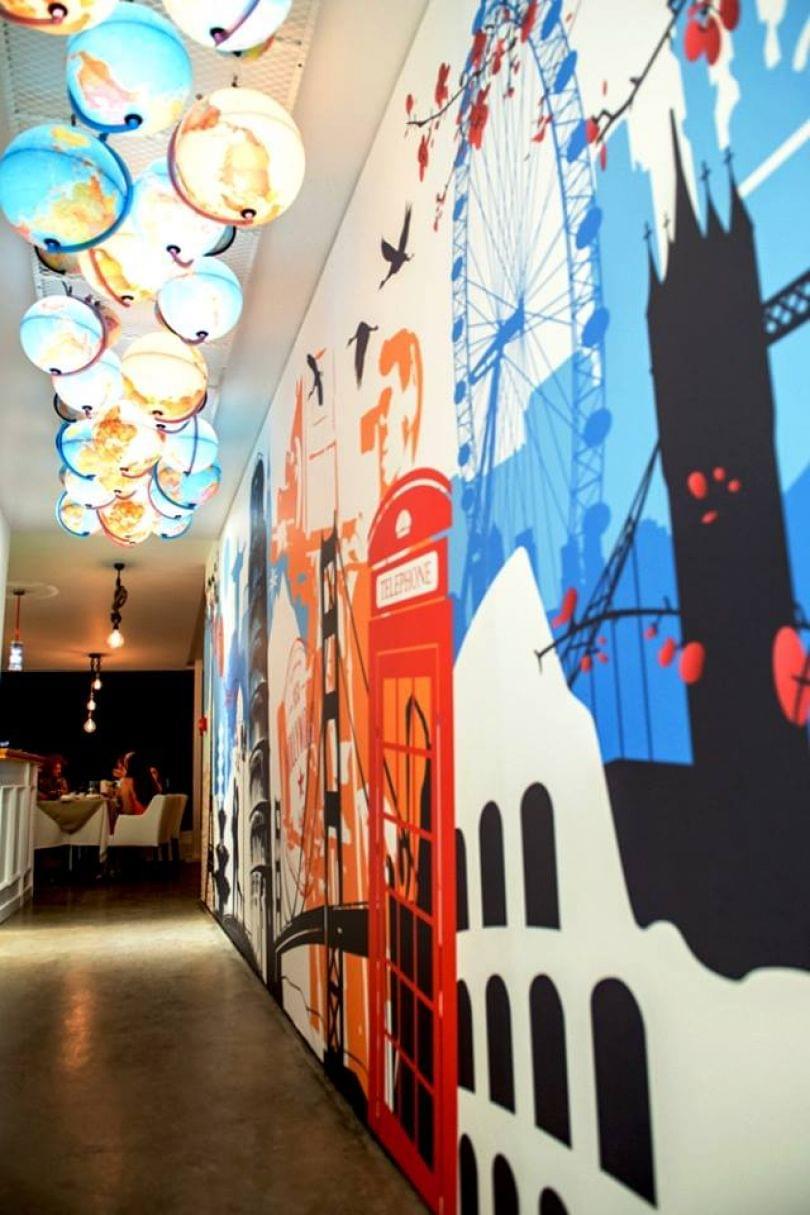 Niners Restaurant Menu