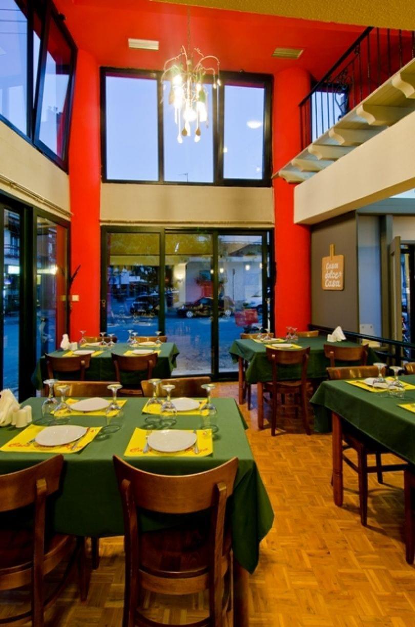 Casa Della Pizza Central Larisa Italian Cuisine Discount
