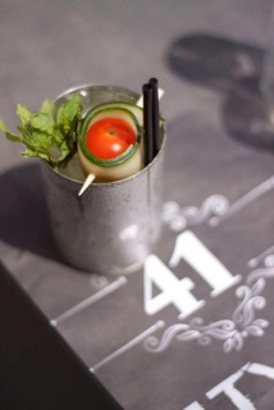 Forty One Cocktail Bar Restaurant - εικόνα 7