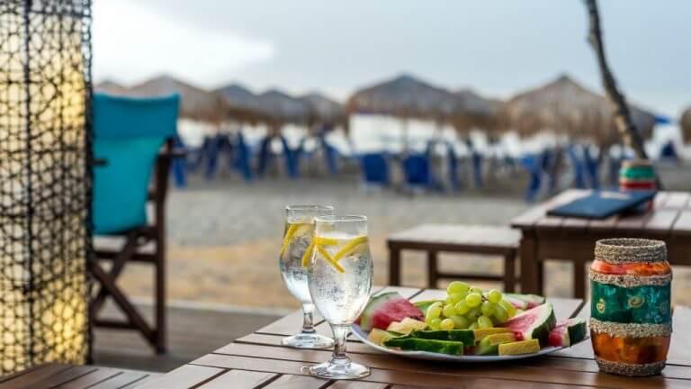Νηρέας Beach Bar Restaurant - εικόνα 1