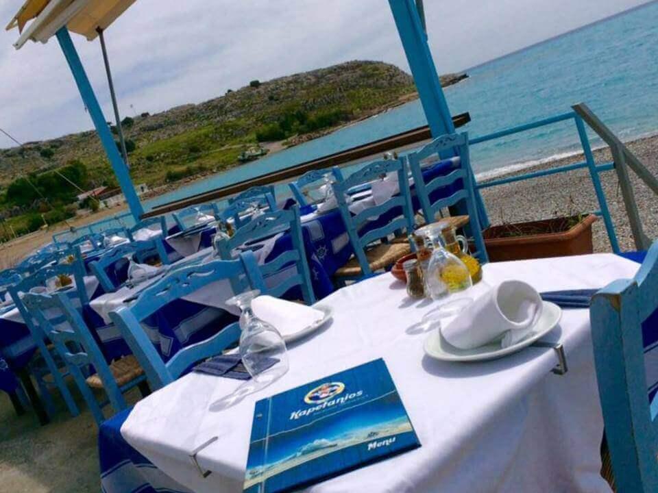 Kapetanios Seafood Restaurant - εικόνα 7