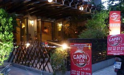 Capri Pizza & Pasta (Μοσχάτο) - εικόνα 4
