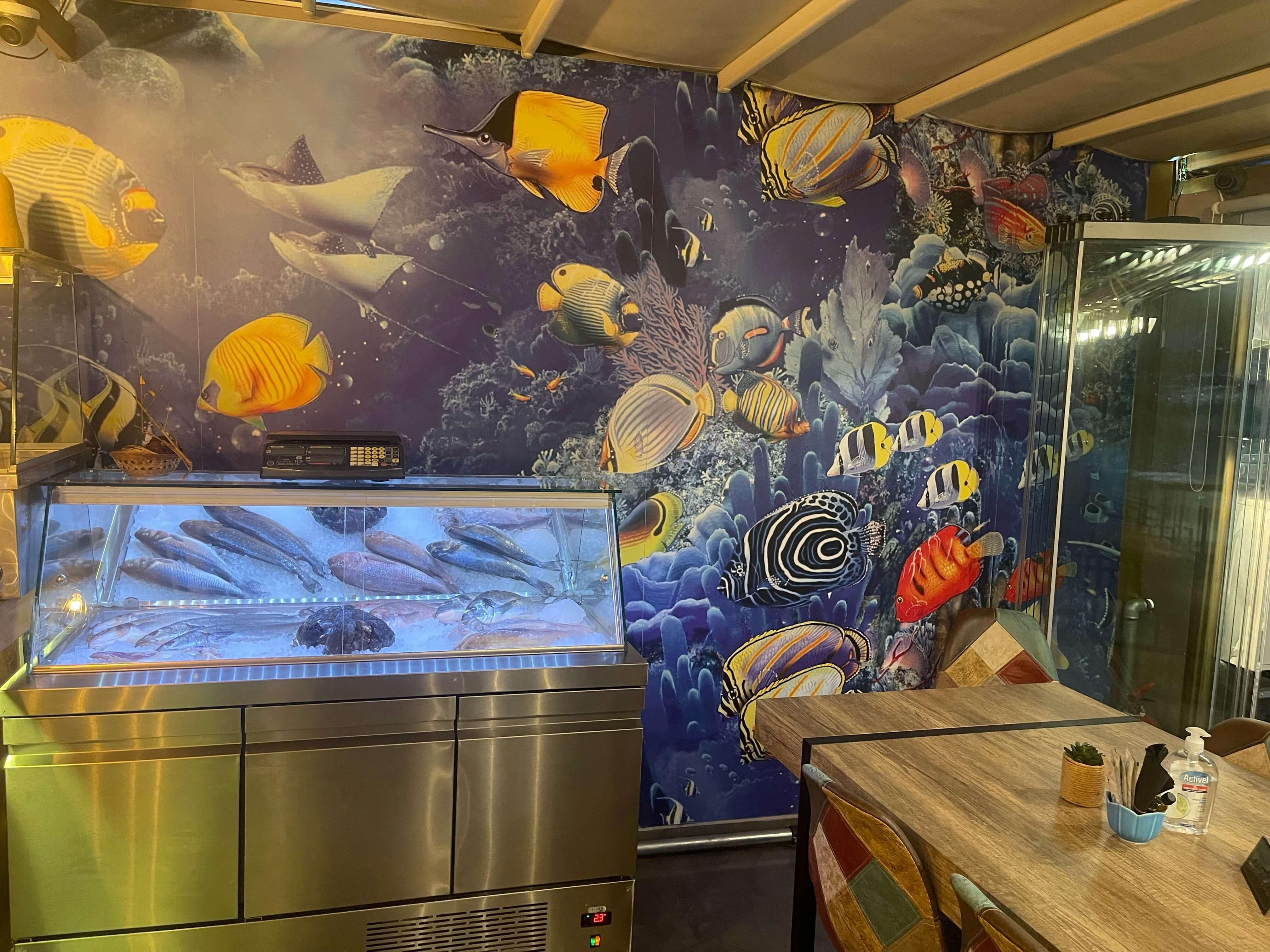 Πυξίδα Seafood Restaurant - εικόνα 2