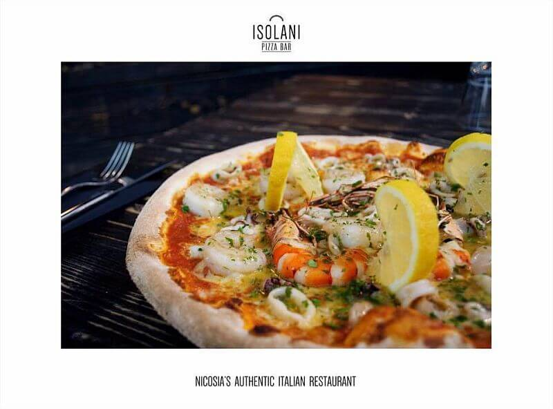 Isolani Pizza Bar - εικόνα 1