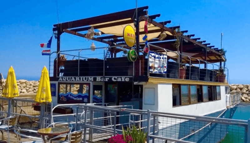 Aquarium Mediterranean Bar & Grill - εικόνα 7