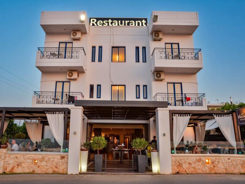 Theodosi Restaurant - εικόνα 1