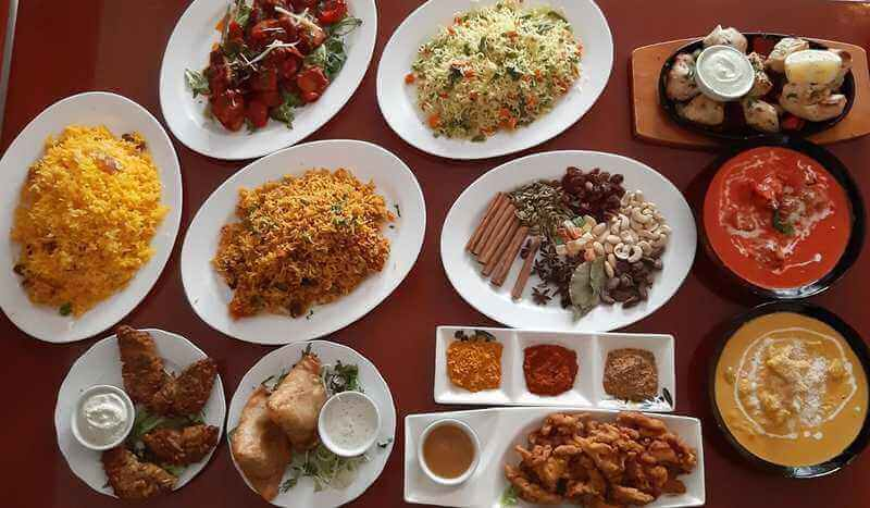 Master Indian Chef (Κουκάκι) - εικόνα 3
