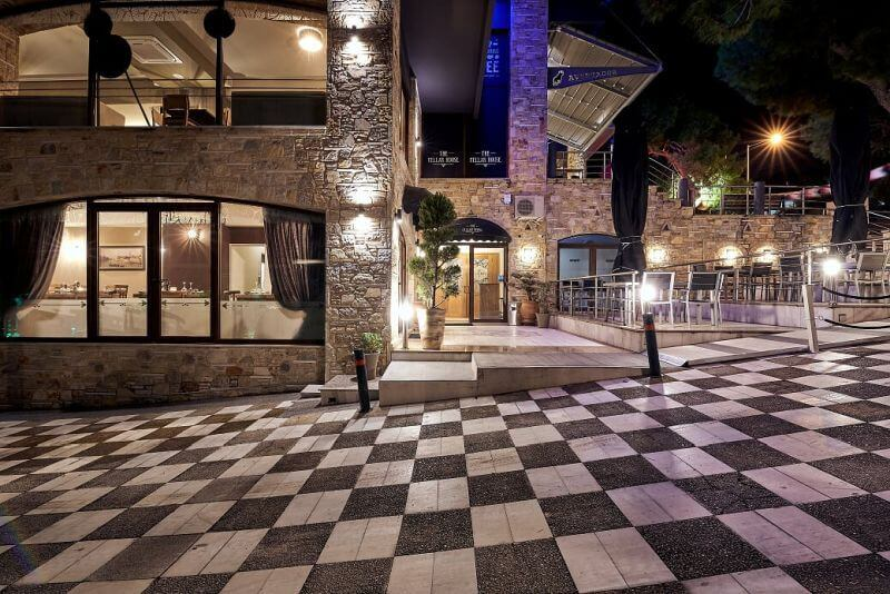 Chriska Roof Garden-The Cellar House by Aventador - εικόνα 5