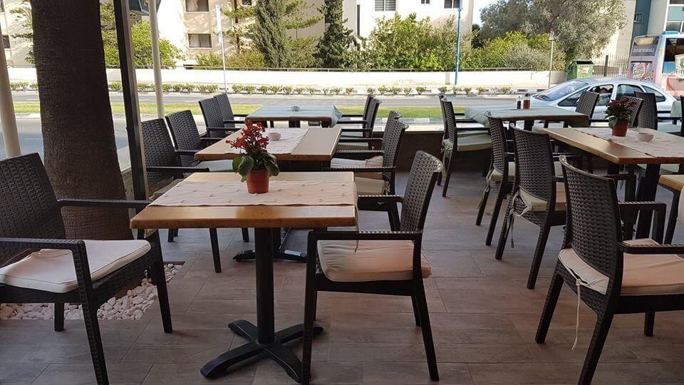 μεσογειακή κουζίνα στην Κύπρο