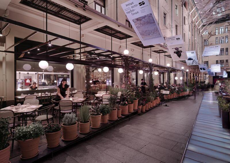 ILIOS Restaurant Athens® - εικόνα 7