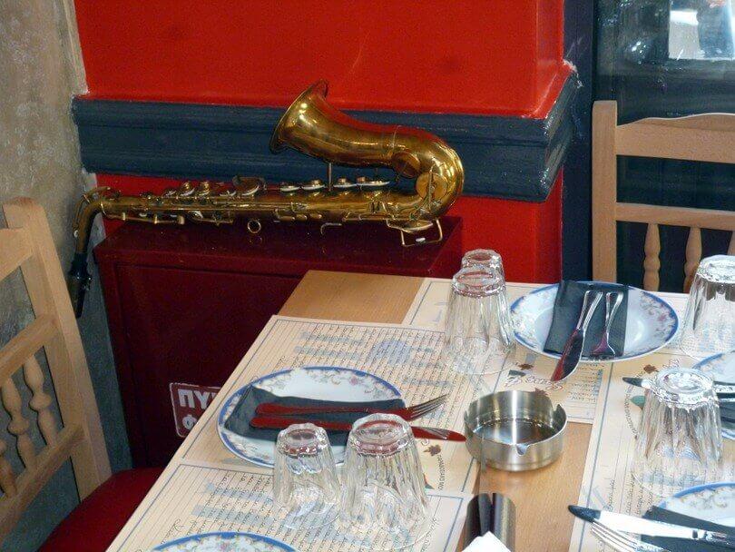 εστιατόρια στην Αθήνα