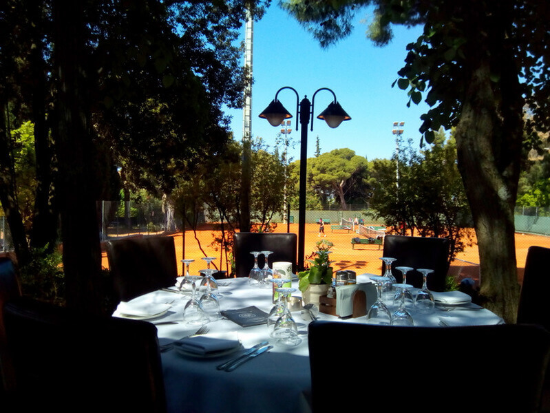 Tennis club Kifisias (AOK Restaurant) - εικόνα 7