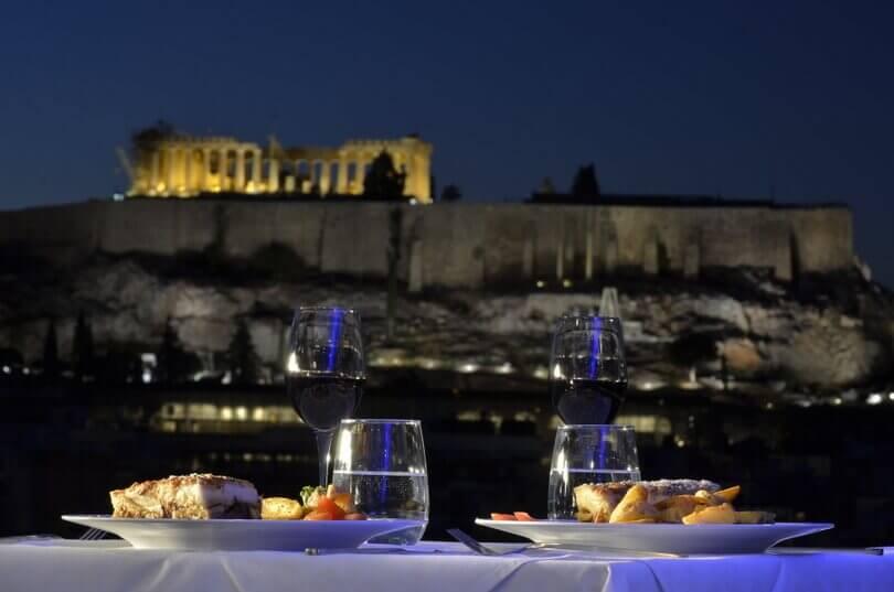 Acropolis Ami Roof Garden - εικόνα 5