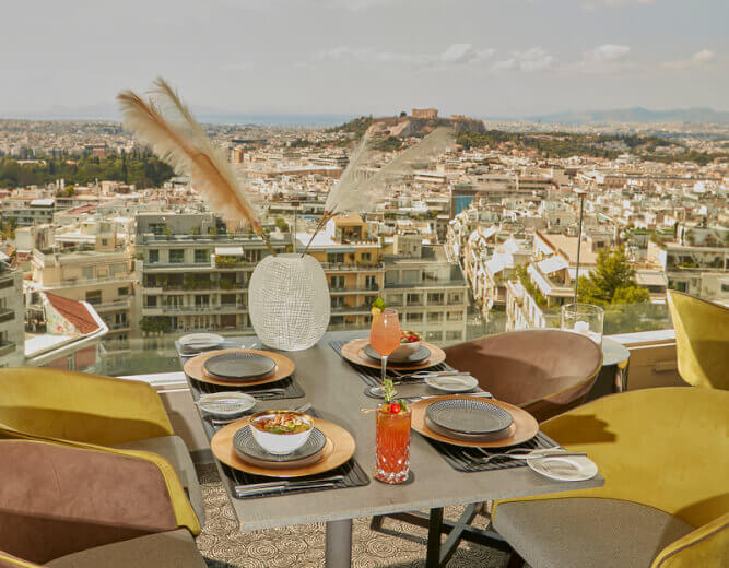 La Suite Lounge (St George Lycabettus Hotel) - εικόνα 3