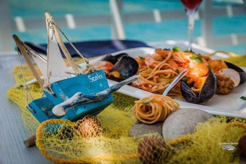 Scala Fish Bar Restaurant - εικόνα 1