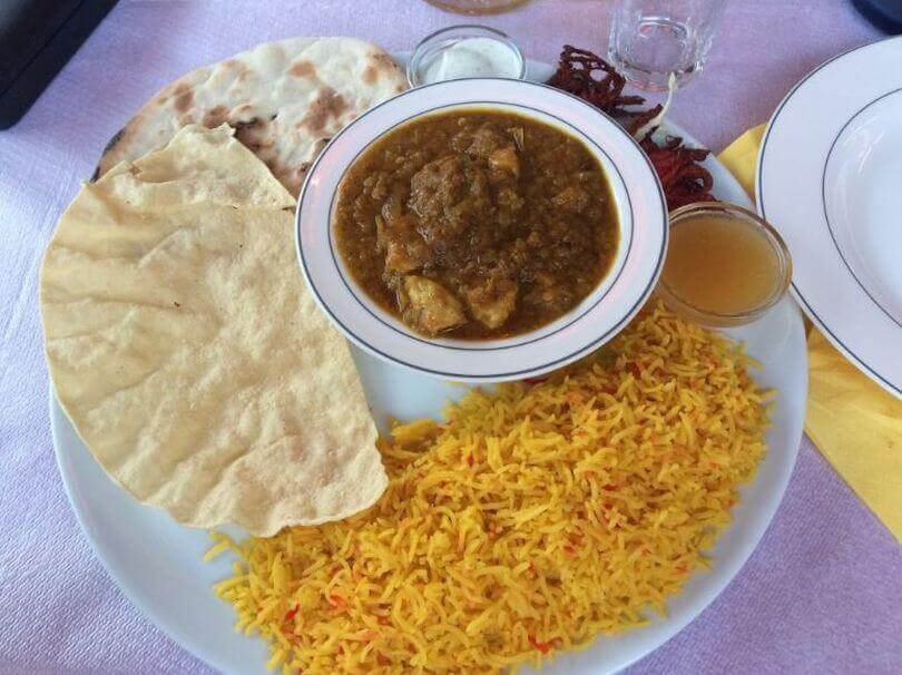 Curry Park Indian Restaurant (Σταλίδα) - εικόνα 2