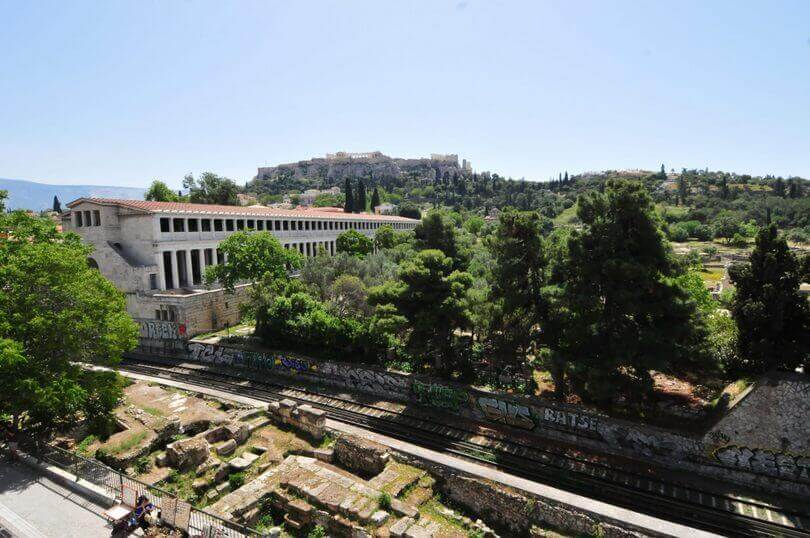 Diodos Archaias Agoras - εικόνα 7