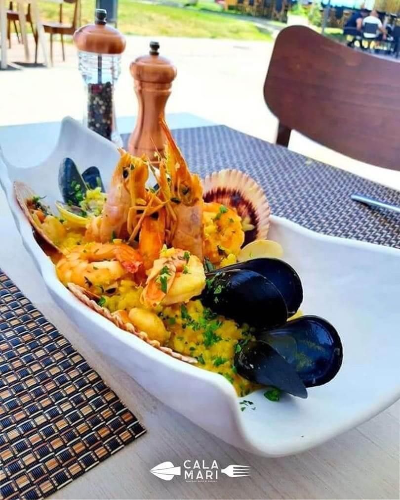 Calamari - Seafood meze & Rakery - εικόνα 6