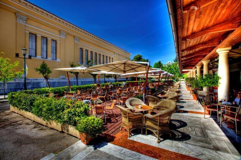 Αίγλη Cafe - εικόνα 5