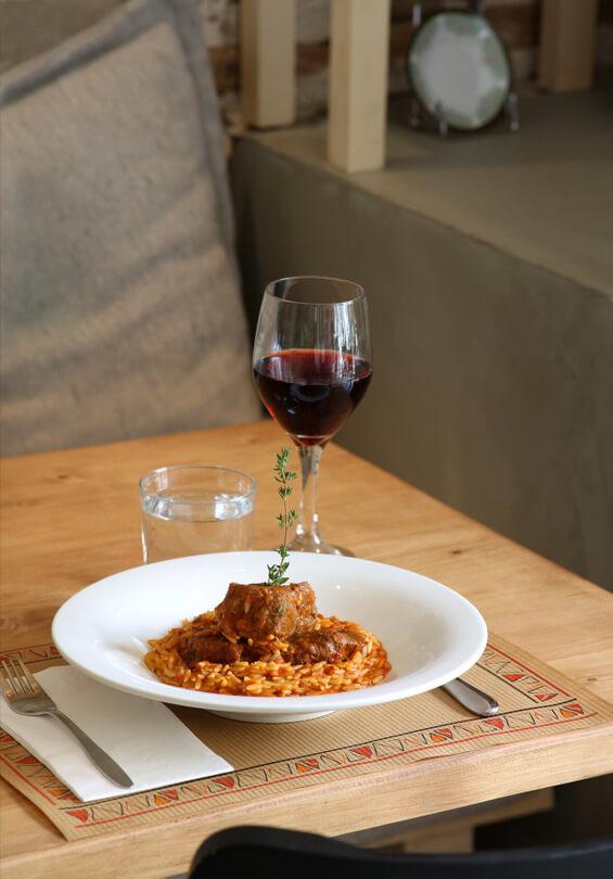 Κίτρο traditional Athenian cuisine - εικόνα 4