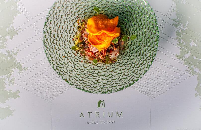 Atrium Greek Bistrot - εικόνα 4