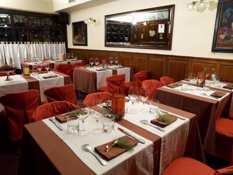 εστιατόρια στο Κολωνάκι
