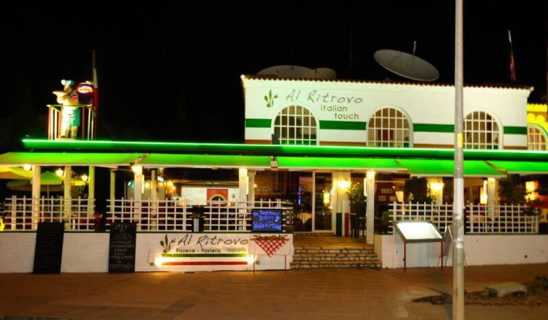 Al Ritrovo Italian Restaurant - εικόνα 5