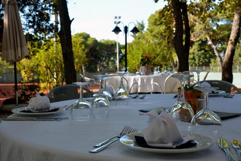 Tennis club Κηφισιάς (ΑΟΚ Restaurant) - εικόνα 1