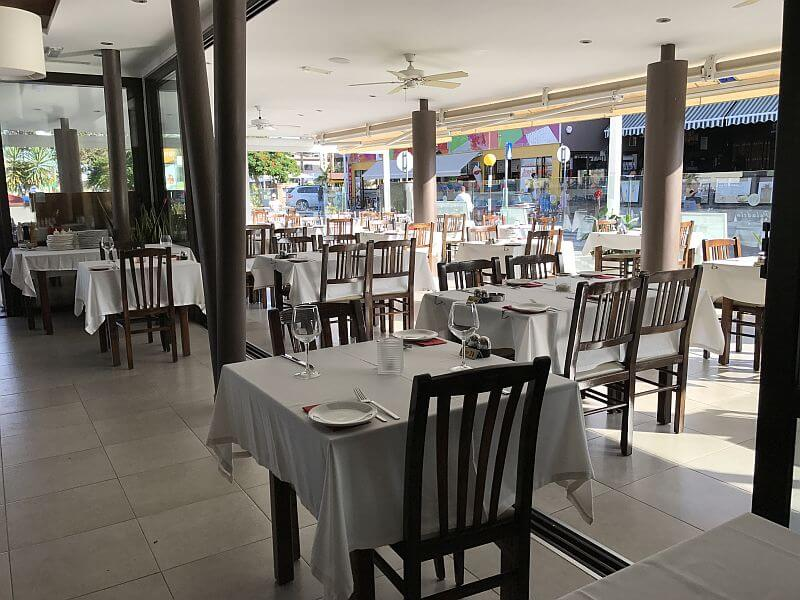 εστιατόρια στην Αμμόχωστο