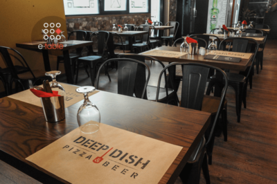 Deep Dish pizza & beer - εικόνα 4