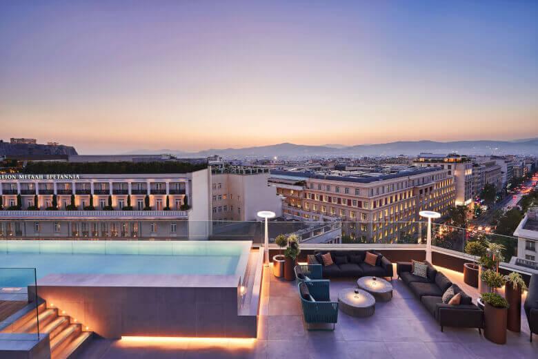 Mappemonde - Athens Capital Hotel - εικόνα 6