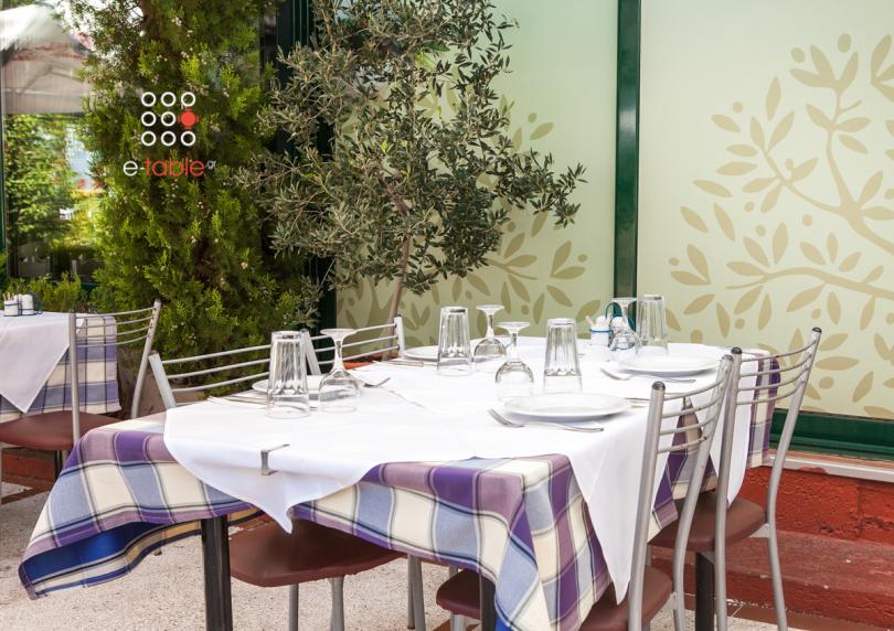 εστιατόρια με αυλή στη Θεσσαλονίκη