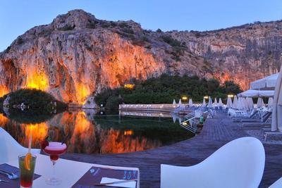 Λίμνη Βουλιαγμένης (Lounge Restaurant) - εικόνα 2