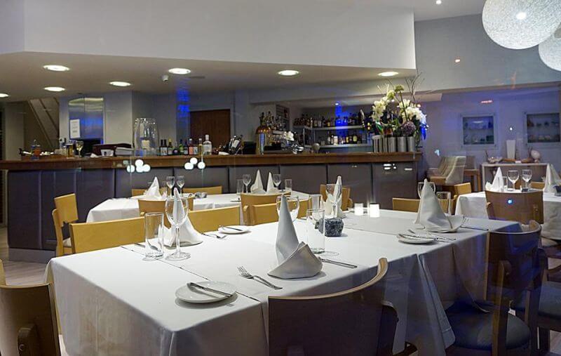 εστιατόρια στη Γερμασόγεια