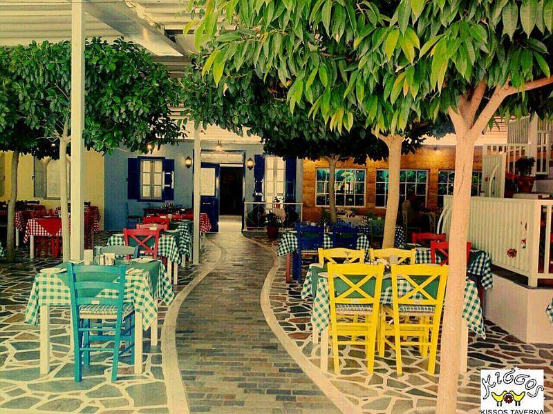 ταβέρνες στην Κύπρο