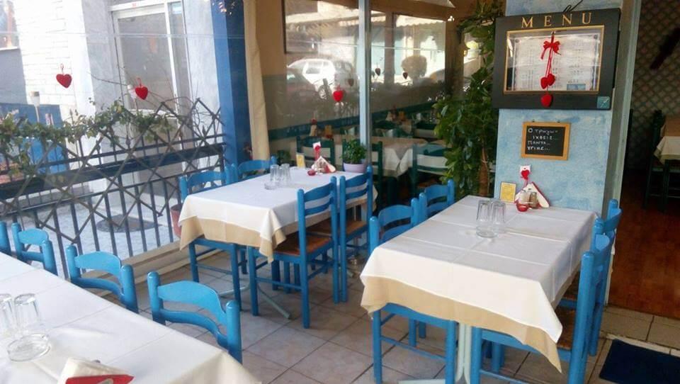 εστιατόρια για ψάρι Θεσσαλονίκη