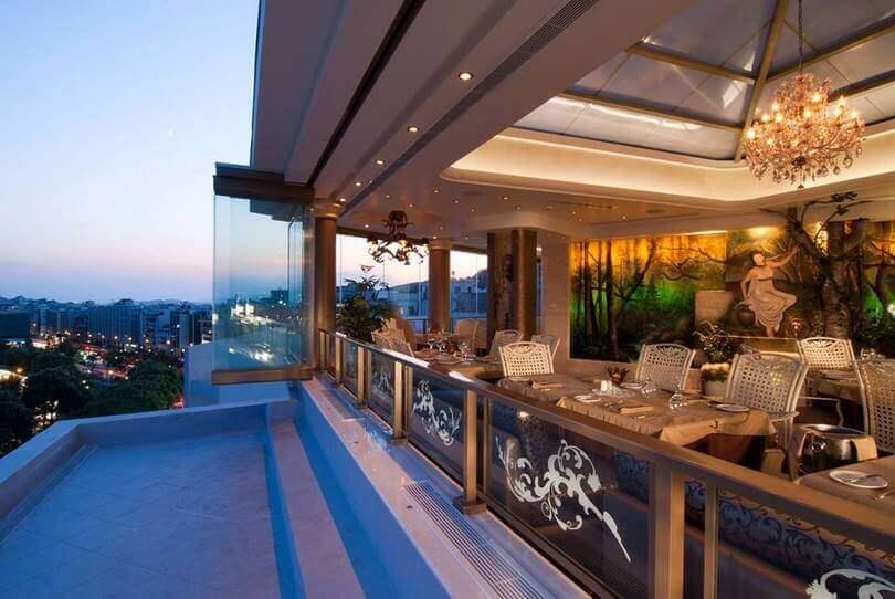 Callirhoe VIP Roof Garden Cafe Bar Restaurant - εικόνα 3