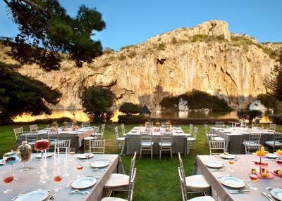 Λίμνη Βουλιαγμένης (Lounge Restaurant) - εικόνα 1