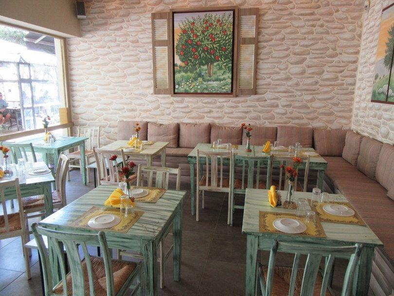 εστιατόρια στο Γαλάτσι