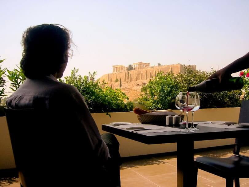 The Athens Gate Roof Top Restaurant - εικόνα 2